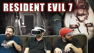 STRANGER IN THE ATTIC | Resident Evil 7 Demo Gameplay