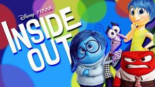 Is Inside Out the BEST Disney Pixar?! | Amy McLean