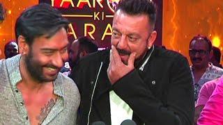 Ajay Devgan Makes Fun Of Sanjay Dutt