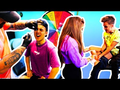 EXTREME DARES SPIN WHEEL GAME You Spin It You Get It