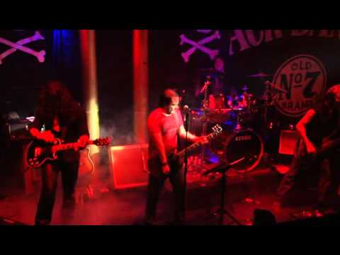 Tributo a Pearl Jam Sexxx Cigarettes Red House Puebla 10-08-12