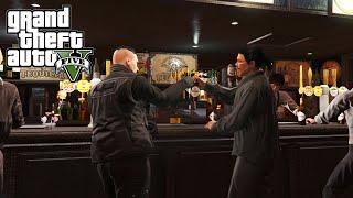 GTA 5 Online Heists - Fleeca Job with Lui Calibre and Daithi De Nogla