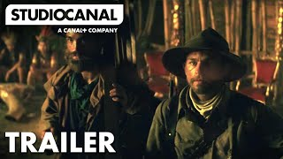 THE LOST CITY OF Z- Official UK Trailer- In cinemas now