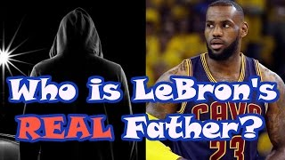 The Story Behind LeBron James
