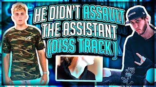 Banks Accused of Assaulting Jake Paul's Assistant (Diss Track?)