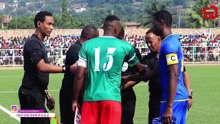Burundi vs Tanzania 2-0 (Elimination CAN U-23, Intamba mu Rugamba Vs Kilimandjaro Warriors)