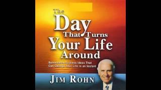 Jim Rohn The Day That Turns Your Life Around - Audiobook- Quantuminplus