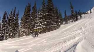 Whistler Snowboarding Babko's