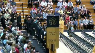 Purdue Calumet Commencement, Friday, May 6, 2016,
