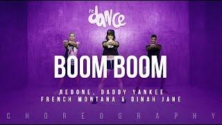 Boom Boom - RedOne, Daddy Yankee | FitDance Life (Coreografía) Dance Video