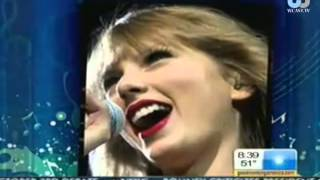 Begin Again Preview by Taylor Swift - Good Morning America