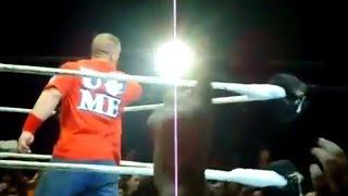 WWE Birmingham, Wrestlemania Revenge 2011