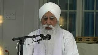 Gurbani Katha - Sant Baba Sewa Singh Ji - June 2016