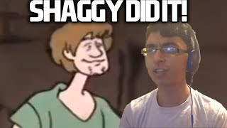 SHAGGY DID IT!!! Reaction to Scooby Doo Dub Compilation