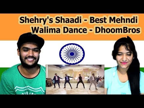 Xxx Mp4 Indian Reaction On DhoomBros Dance Shehry 39 S Shaadi Best Mehndi Walima Dance Swaggy D 3gp Sex