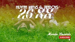 26XX - Pjnboys x Huỳnh James (Official MV)