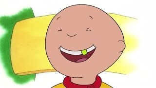 ᴴᴰ BEST ✓ CAILLOU 1 HOUR * es | Caillou and The Tooth Fairy | Cartoons For Kids | NEW 2017 ♥