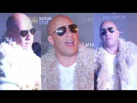 Xxx Mp4 Vin Diesel At XXx Return Of Xander Cage India Premiere 3gp Sex