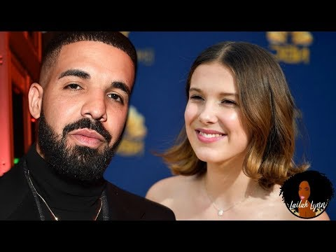 """Xxx Mp4 Drake Accused Of """"Grooming"""" 14yo Actress Millie Bobby Brown By Sending Her Questionable Texts 3gp Sex"""