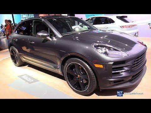 2019 Porsche Macan Exterior and Interior Walkaround 2018 LA Auto Show