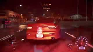 Need for Speed 2015 Heat Level 5 Police Chase
