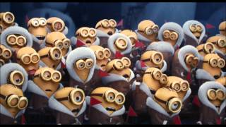 Now on My.T VoD: Minions, introducing Stuart, Kevin & Bob