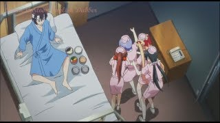 Majikoi - Harem Nurse Visit Yamato 😋 (English Dub)