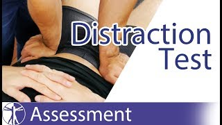 Distraction Test | Sacroiliac Joint Provocation