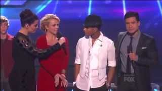 Arin Ray - Elimination The X Factor USA 2012 (Thanksgiving week)