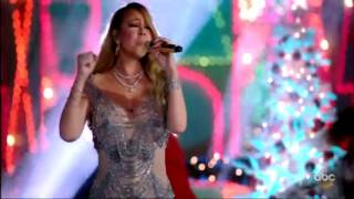 Mariah Carey - All I want for Christmas is you (Disney's Magical Holiday Celebration)