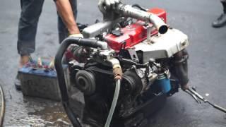 แกะกล่อง ► NISSAN เครื่อง BDI BD25 ENGINE 2.5 (2,500 cc) DIRECT INJECTION by gaeglong