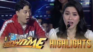It's Showtime PUROKatatawanan: Ryan versus Mariel!