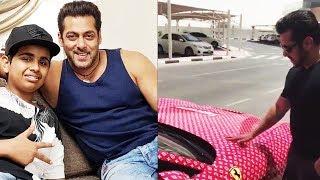 (Video) Salman With Dubai