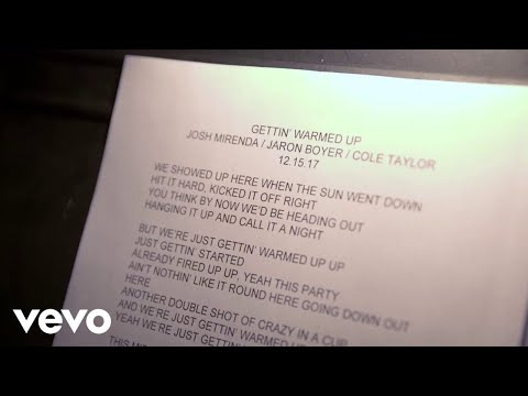 Jason Aldean - Gettin' Warmed Up (Audio)