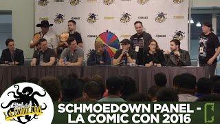 Movie Trivia Schmoedown Panel - LA Comic Con 2016
