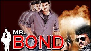 Mr. Bond Hindi Dubbed Movie   Thala Ajith in Young Avatar   Ajith, Manthra