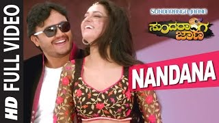 Nandana Full Video Song || Sundaranga Jaana || Ganesh, Shanvi Srivastava || Kannada Songs