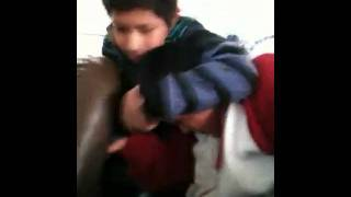 Fighting over a seat