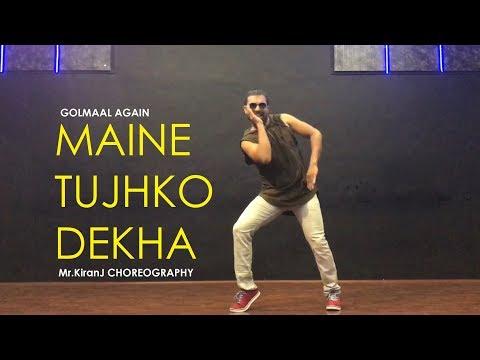 Xxx Mp4 Maine Tujhko Dekha Golmaal Again KiranJ DancePeople Studios 3gp Sex