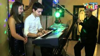 Formatia ParaMusic - Program instrumental Vlad si Andrada Dinca 2015