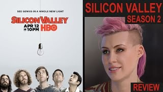 Silicon Valley Season 2 Review. Video Podcast. (Spoilers)