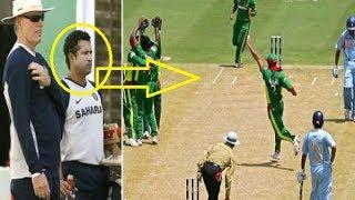 সম্প্রতি মুক্তি পাওয়া নিজের বায়োপিকে শচীন বাংলাদেশ ক্রিকেট সম্পর্কে যা বলেন, bd cricket news update