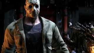 Mortal Kombat X: Official Jason Trailer