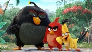 Angry Birds Movie - Red Is Angry Scene [720p]