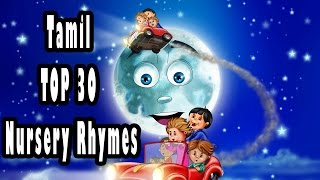Top 30 Hit Tamil Nursery Rhymes 1 Hour Full enjoyment for your kanmanis