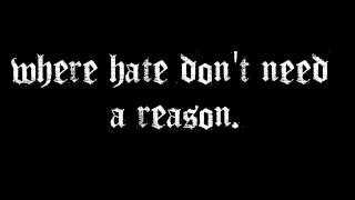 Avenged Sevenfold - Nightmare Lyrics HD