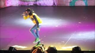Fine by me - Chris Brown (Dublin)