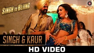 Singh & Kaur - Singh Is Bliing Out | Akshay Kumar, Amy Jackson | Manj Musik, Nindy Kaur & Raftaar