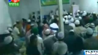 bangla vision news ( UAE Muniria Tabligue Comm. ) kagatia alia gausul azam darbar sharif bangladesh