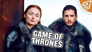 Did Game of Thrones Just Set up Sansa's Betrayal of Jon Snow? (Nerdist News w/ Jessica Chobot)